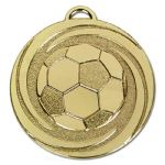 Football Medal 50mm AM1039